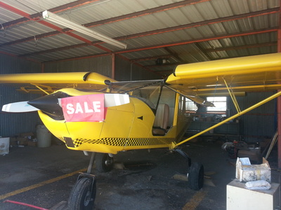 Zenith CH 801 STOL Aircraft - LUCY'S ESTATE SALES